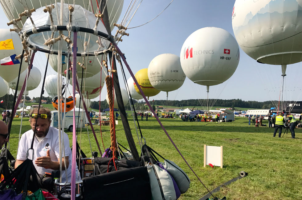 Gas Balloon